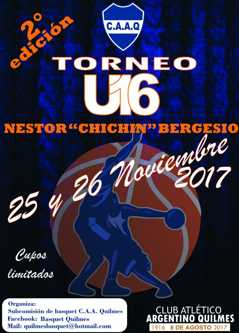 Torneo U16 Quilmes